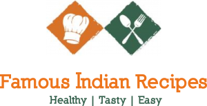 famous Indian Recipes Logo