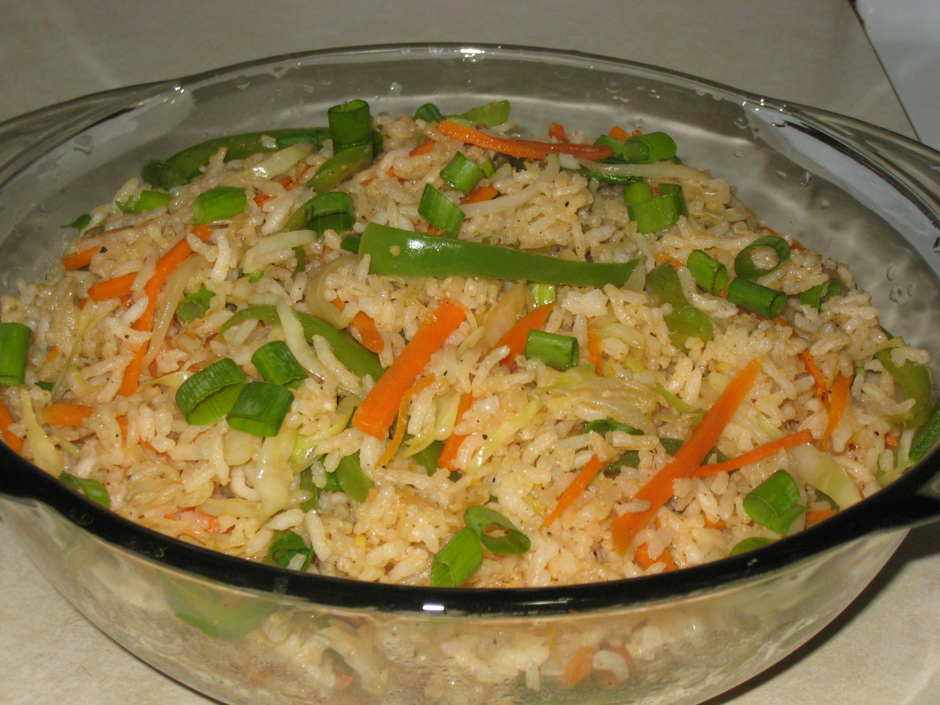 Vegetable fried rice recipe how to make vegetable fried rice recipe forumfinder Gallery