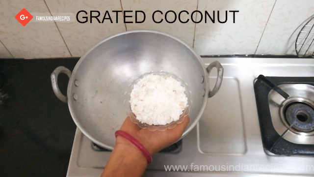 Grated Coconut one Cup
