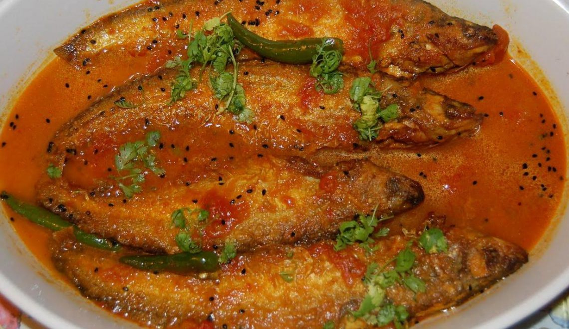 Indian fish curry how to make indian fish curry best fish curry recipe indian fish curry forumfinder Images