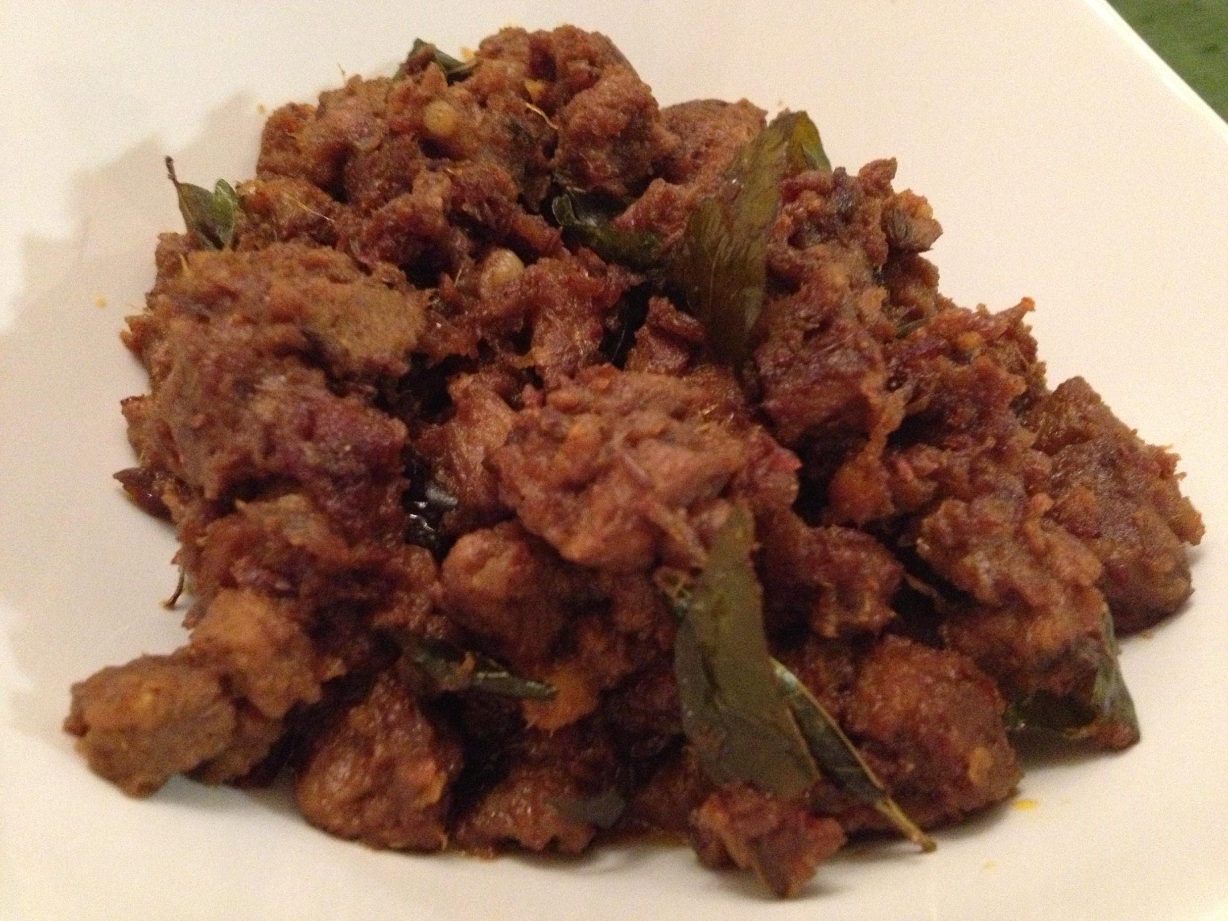 Mutton chukka recipe how to make mutton chukka recipe mutton fry forumfinder Image collections