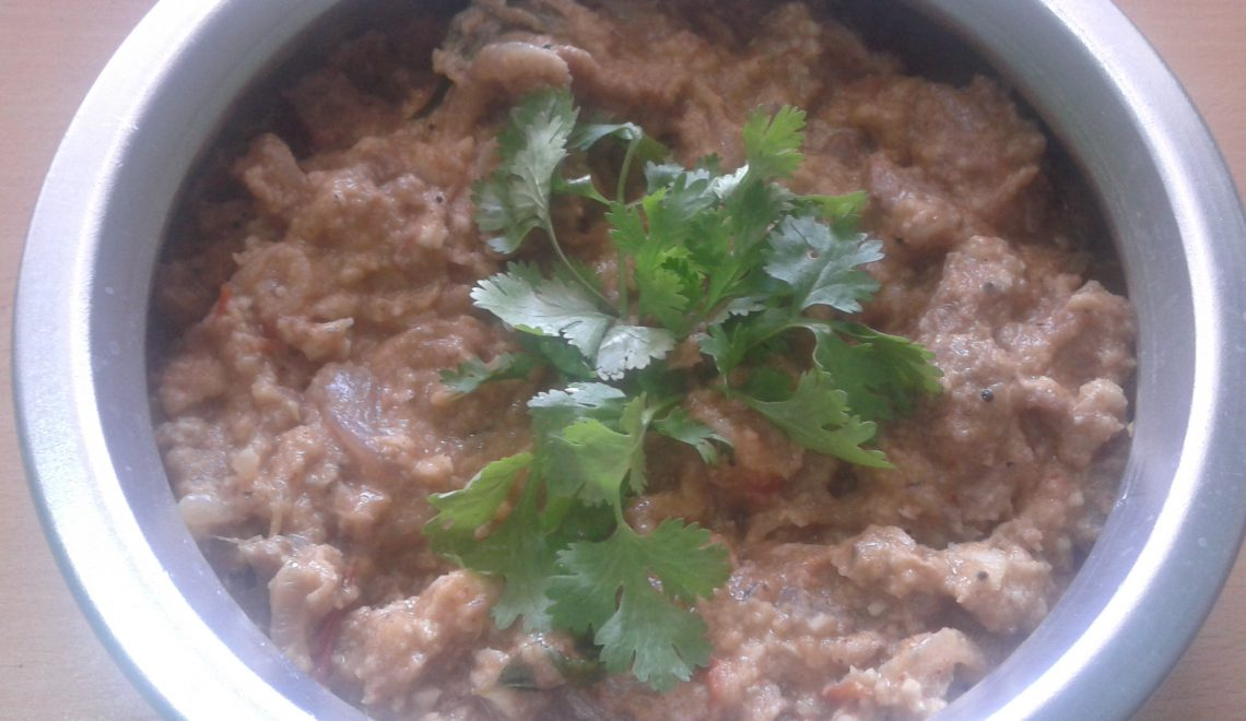 mutton gravy recipe