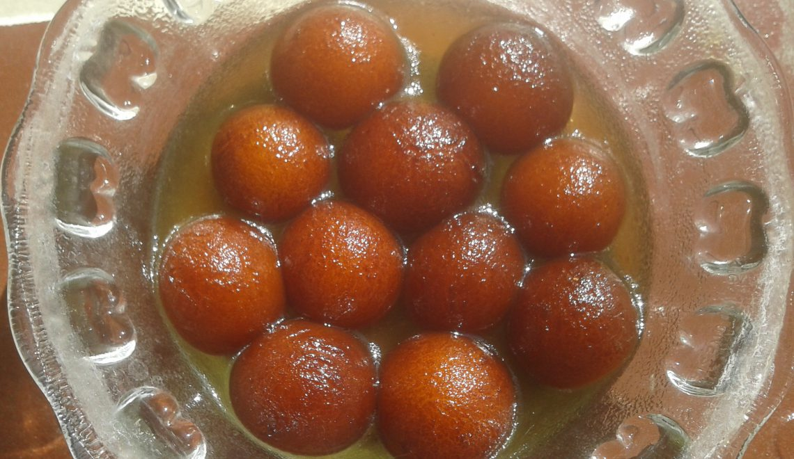 Gulab jamun recipe, how to make gulab jamun recipe with khoya