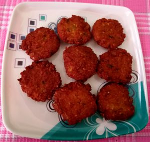 Masala Vada Recipe - Famous Indian Recipes