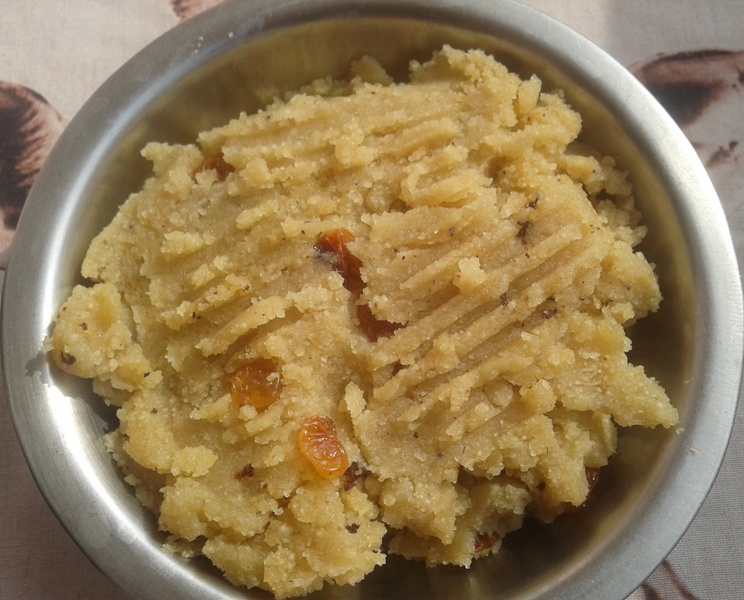 Thiruvathirai kali recipe