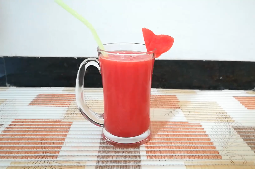 watermelon juice recipe | How to make watermelon juice recipe & Health Benefits
