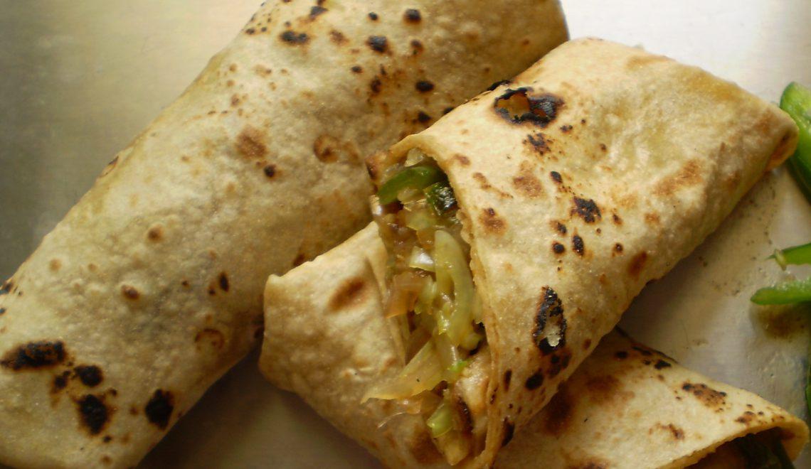 chapati cutlets