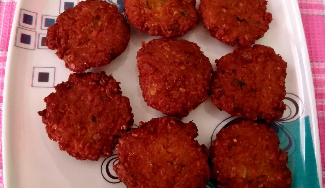 Masala Vada Recipe - Famous Indian Recipes