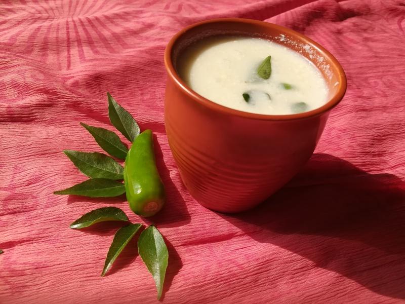 Masala butter milk | How to make Masala butter milk | masala chaas recipe