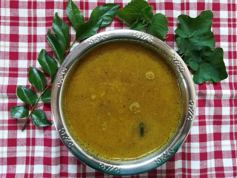 thuthuvalai rasam, how to make thuthuvalai rasam recipe, Thuthuvalai Soup For Cold